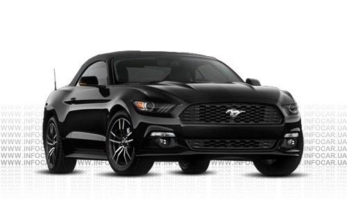 ����� Mustang Convertible